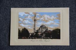 Mosquée Du Sultan BAJAZID - Turquie