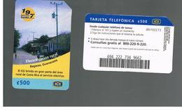 COSTA RICA - ICE (REMOTE) - 2005 RURAL ELECTRIFICATION     - USED - Costa Rica