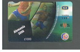 COSTA RICA - ICE (REMOTE) - 2006 FOOTBALL: GERMANY '06    - USED - Costa Rica