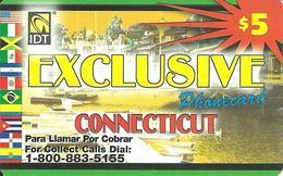 IDT: UTA Exclusive - Connecticut 03.2003 - Vereinigte Staaten