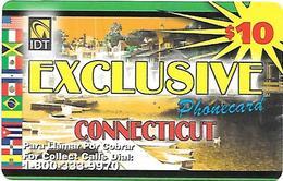 IDT: UTA Exclusive - Connecticut Tel No ....9970 White - Sonstige