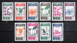 Span. Marokko 1953**, 25 Jahre Protektorat / Span. Morocco, MNH, 25th Anniv. Of Protectorate - Spanisch-Marokko