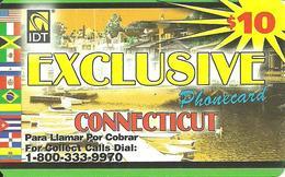 IDT: UTA Exclusive - Connecticut Tel No ....9970 Black - Vereinigte Staaten