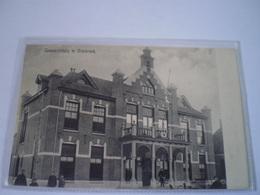 Oldebroek (Gld.) Gemeentehuis Te // 19?? Uitg. Hengeveld's BH Elburg - Nederland