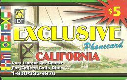 IDT: UTA Exclusive - California - Sonstige