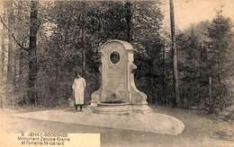 Jehay - Bodegnée - Monument Zenobe Grame Et Fontaine St Gérard (animée, 1939, Franchise Militaire) - Amay