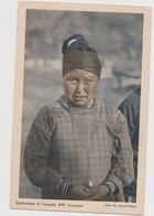 Groenland, Eskimofrau In Umanak - F.p. - Anno 1910 - Groenlandia