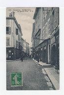 Dauphiné. St. Marcellin. La Grand Rue. Commerces. (2802) - Saint-Marcellin
