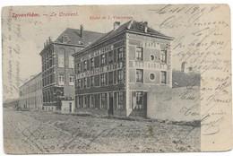 CPA PK  SAVENTHEM  LE COUVENT   HOTEL DE LA FERME - België