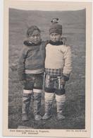 Groenland, Zwei Eskimo-Maedchen In Nugsuak - F.p. - Anno 1910 - Groenlandia