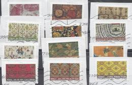 Frankreich  Mix Set Stamps Of France Francia Frankrijk Small Selection Of Fine Used 2284 - France