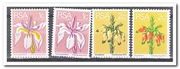 Zuid Afrika 1972, Postfris MNH, Flowers ( 2 Types ) - Zuid-Afrika (1961-...)