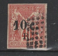 REUNION  YT  9  COTE 22   TB - Réunion (1852-1975)