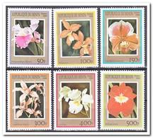 Benin 1999, Postfris MNH, Flowers Orchids - Benin – Dahomey (1960-...)