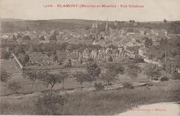 Blamont- Vue Générale - Otros Municipios