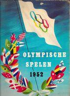 Nederland, Olympische Spelen, 1952. Uitgegeven Door Planta Margarine - Boeken