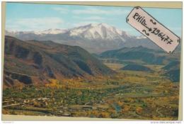 Colorado - Cpsm / Mount Sopris. - Etats-Unis