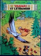 Derib + Job - YAKARI N° 7 - Yakari Et L'étranger - Casterman - (  1982 ) . - Yakari