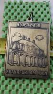 Medaille / Medal - Medaille -pin -  Hauptwache Frankfurt Am Main , DB Maraton 28-10-1990 Frankfurt - Other