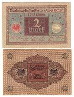 2 MARK 1920 Q.FDS Lotto 1434 - 2 Mark