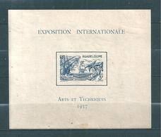 Colonie, Bloc N°1  De Guadelouppe  Neufs * - Neufs