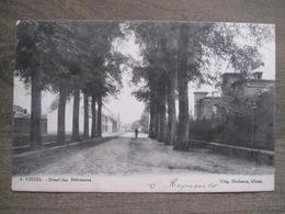 Cpa Geel Gheel - Dreef Der Infirmerie - Uit. Sledsens Gheel - 1903 - Geel
