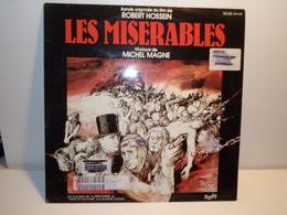 33 TOURS MICHEL MAGNE BARCLAY 200420 BOF LES MISERABLES 1982 - Soundtracks, Film Music
