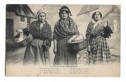 """Auvergne  - 3  Femmes  """" J,ai  Une  Oie  Dans  Mon Panier , J,ai  Des  Oeufs  Dans  Le  Mien , J,ai  L,amour Dans  ... - Folklore"""