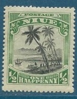 Niue    - Yvert N° 26 *   -   Bce 13124a - Niue