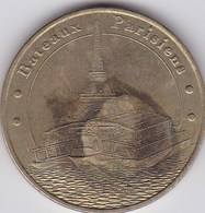 France - Jeton Touristique Monnaie De Paris - Bateaux Parisiens - 2005 - Monnaie De Paris