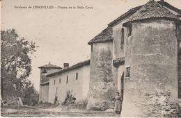 Environs De Chazelles- Ferme De La Belle Croix - France