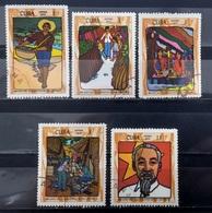 CUBA 1970 -1971 Canceled Stamps - Cuba