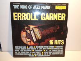 33 TOURS ERROLL GARNER MUSIDISC 30 CV 1047 THE KING OF JAZZ PIANO 1970 - Jazz