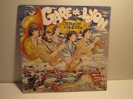 33 TOURS ORPHEON CELESTA STOMP OFF SOS 1083 LA GARE DE LYON 1984 - Jazz