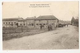 (55 Fleury Sur Aire) La Fromagerie Et Route De Clermont (2533) - Francia