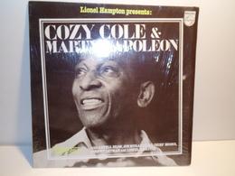 33 TOURS COZY COLE & MARTY NAPOLEON PHILIPS 9123604 LIONEL HAMPTON PRESENTS 1977 - Jazz