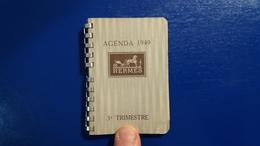 HERMES AGENDA 1949 - Calendars