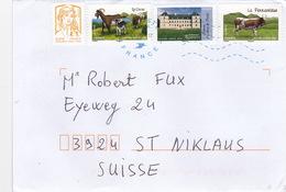 Brief In Die Schweiz (br3781) - France