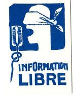 Affiche De Mai 1968 - CP 162 - Manifestations