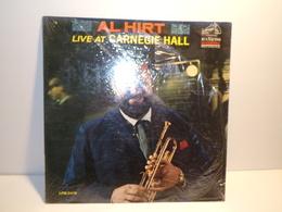 33 TOURS AL HIRT RCA LPM 3416 LIVE AT CARNEGIE HALL AMERICA S GREAT TRUMPET SHOWMAN AT CARNEGIE HALL - Vinyl Records