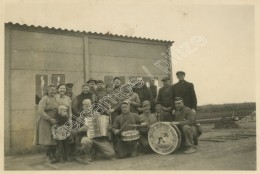 Jazz Band Swing De Groote . Orchestre . - Personnes Anonymes