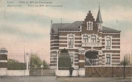 Zout-Leeuw ,Villa Van Mme De Corswarem ,Léau ,Villa De Mme De Corswarem - Zoutleeuw