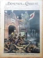 La Domenica Del Corriere 17 Ottobre 1937 Morte Angelo Musco Galvani Guerra Cina - Autres