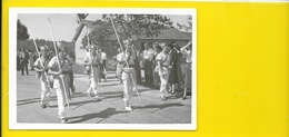 LURCY LEVY ? Photo Défilé De Fête 1956 (Baës) Allier (03) - Francia