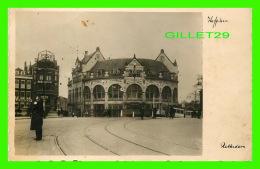 AMSTERDAM, PAYS-BAS - HOFPLEIN - ZHESM - POLICEMEN -  TRAVEL IN 1909 - - Amsterdam