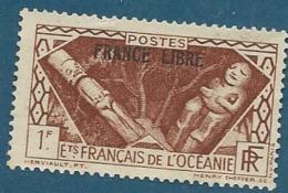Oceanie          - Yvert N°   144  (*)    -  Bce 13208 - Nuevos