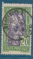 Tunisie - Colis Postaux  - Yvert N°   25   Oblitéré       -  Bce 13223 - Tunesien (1888-1955)