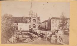 Photos  Anciennes CDV St Anne D'Auray  Facade Photo Carliery St Anne D'Auvray N° 289 - Photos