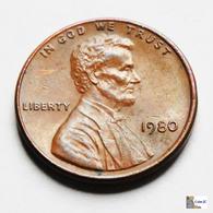 US - 1 Cent - 1980 - EDICIONES FEDERALES