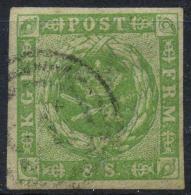 Danemark (1854) N 5 (o) - 1851-63 (Frederik VII)